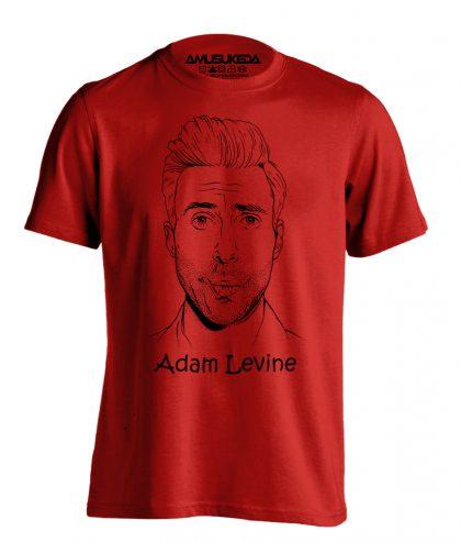 Adam Levine Merah
