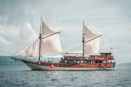 Private Trip Komodo Phinisi Cajoma Iii 3D2N