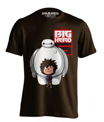 Chibi Big Hero 6 Coklat