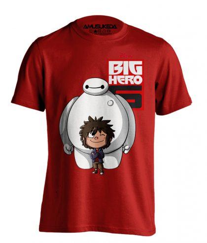 Chibi Big Hero 6 Merah