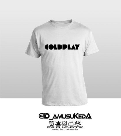 Coldplay Putih