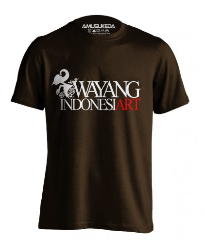 Layout Wayang Indonesiart Coklat