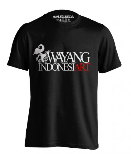 Layout Wayang Indonesiart Hitam
