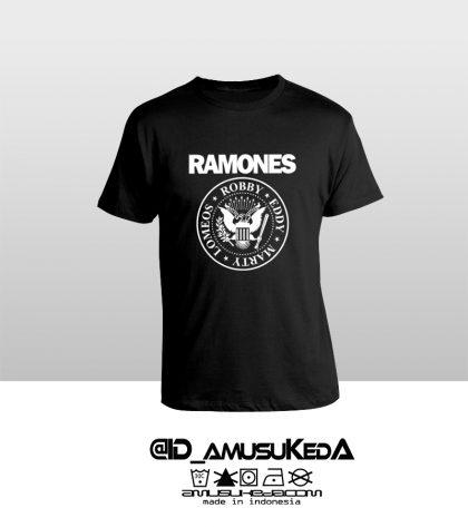 Ramones Hitam