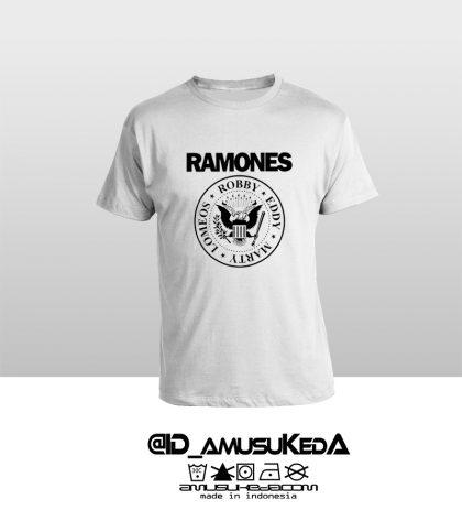 Ramones Putih
